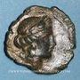 Münzen Marseille (150-100 av. J-C). Petit bronze au taureau