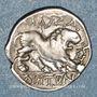 Münzen Marseille (150-125 av. J-C). Drachme
