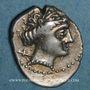 Münzen Marseille ( (200-150 av. J-C). Drachme