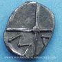 Münzen Marseille (220-150 av. J-C). Obole à l'Apollon sans favoris