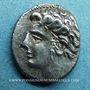 Münzen Marseille (220-150 av. J-C). Obole signée TTAP