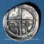 Münzen Marseille (310-250 av. J-C). Obole à l'Apollon sans favoris
