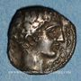 Münzen Marseille (425-400 av. J-C). Obole à la légende MASSALI