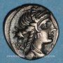 Münzen Marseille (90-50 av. J-C). Drachme