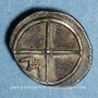 Münzen Marseille. Obole à l'éthnique MASSALIOTAN, 410-380 av. J-C