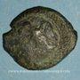 Münzen Médiomatrices. Région de Metz. Bronze AMBACTVS. Vers 60-25 av. J-C