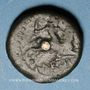 Münzen Médiomatrices (région de Metz) (vers 60-25 av. J-C). Bronze, classe I