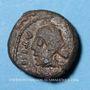 Münzen Rémi. Région de Reims. Atisios Remos. Bronze classe II, vers 60-30 av. J-C