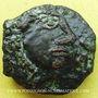 Münzen Rémi. Région de Reims. Bronze, 2e - 1er siècle av. J-C