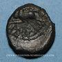 Münzen Rémi (Région de Reims). Bronze, 2e moitié du 1er siècle av. J-C.