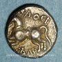 Münzen Séquanes. Région de Besaçon. Q. Doci Sam F. Quinaire d'argent, vers 80-50 av. J-C