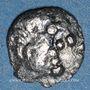 Münzen Séquanes. Région de Besançon. Obole, vers 80-50 av. J-C. R ! R ! R !