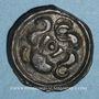 Münzen Suessiones. Région de Soissons. Potin au sanglier, vers 60-30/25 av. J-C. DT 531A cet exemplaire !