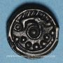 Münzen Suessiones. Région de Soissons. Potin au sanglier, vers 60-30/25 av. J-C