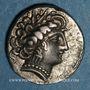 Münzen Transpadane. Insubres (région de Milan). Drachme imitant le type de Marseille, 2e s. av. J-C