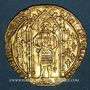 Münzen Charles V (1364-1380). Franc à pied (20 avril 1365)