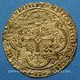 Münzen Charles V (1364-1380). Franc à pied