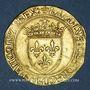 Münzen Charles VIII (1483-1498). Ecu d'or au soleil. 2 émission (8 juillet 1494). Paris (point 18e)