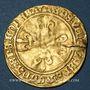 Münzen Charles VIII (1483-1498). Ecu d'or au soleil du Dauphiné, 1er type, Grenoble