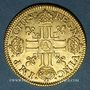 Münzen Louis XIII (1610-1643). Louis d'or 1642A. Type avec mèche mi-longue sans baie