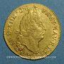 Münzen Louis XIV (1643-1715). Louis d'or aux 4 L 169(?)D. Lyon. Réformation