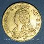 Münzen Louis XV (1715-1774). Louis aux lunettes 1727 A