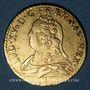 Münzen Louis XV (1715-1774). Louis aux lunettes 1731(?)M. Toulouse.