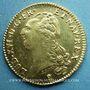 Münzen Louis XVI (1774-1793). Double louis d'or au buste nu 1786K. Bordeaux. 1er semestre