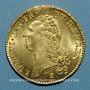 Münzen Louis XVI (1774-1793). Double louis d'or au buste nu 1787K. Bordeaux. 1er semestre