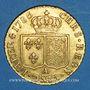 Münzen Louis XVI (1774-1793). Louis d'or au buste nu 1786A.