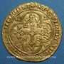 Münzen Philippe VI de Valois (1328-1350). Ecu d'or à la chaise, 1ère émission (1er janvier 1337)