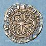 Münzen Orient Latin. Comté de Tripoli. Bohémond VI (1251-1275). 1/2 gros
