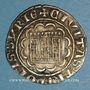 Münzen Orient Latin. Comté de Tripoli. Bohémond VII (1275-1287). Gros