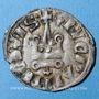 Münzen Orient Latin. Despotes d'Epire. Philippe de Tarente (1294-1313). Denier tournois