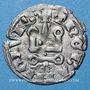 Münzen Orient Latin. Duché d'Athènes. Guy II de la Roche (1287-1308). Denier tournois