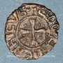 Münzen Orient Latin. Henry de Champagne (1192-1197). Pougeoise