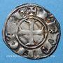Münzen Orient Latin. Princes d'Achaïe. Charles I d'Anjou (1278-1285). Denier tournois