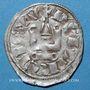 Münzen Orient Latin. Princes d'Achaïe. Florent de Hainaut (1289-1297). Denier tournois