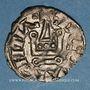 Münzen Orient Latin. Principauté d'Achaïe. Charles II d'Anjou (1285-1289). Denier tournois