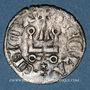Münzen Orient Latin. Principauté d'Achaïe. Philippe de Savoie (1301-1307). Denier tournois