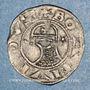 Münzen Orient Latin. Principauté d'Antioche. Bohémond V (1233-1252). Denier. Antioche