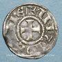 Münzen Orient Latin. Principauté d'Antioche. Raymond de Poitiers (1136-1149). Denier. R ! R !
