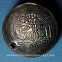 Münzen Orient Latin. Royaume de Chypre. Henri I (1218-1253). Besant blanc