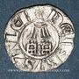 Münzen Orient Latin. Royaume de Jérusalem. Amaury (1163-1174). Denier