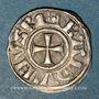 Münzen Orient Latin. Royaume de Jérusalem. Baudouin III (1143-1163). Obole