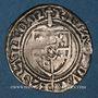 Münzen Duché de Bar. René I (1451-1453). Gros. Saint-Mihiel