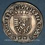 Münzen Duché de Lorraine. Antoine (1508-1544). Teston 1523. Nancy