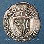 Münzen Duché de Lorraine, Antoine (1508-44). Demi-gros. Nancy