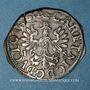 Münzen Duché de Lorraine. Charles et Nicole (1624-25). Demi-gros 1625. Nancy