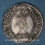 Münzen Duché de Lorraine. Charles II (1390-1431). Gros à l'écu heaumé. Sierck
